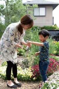 植物は手をかけたぶん、 楽しみをくれる